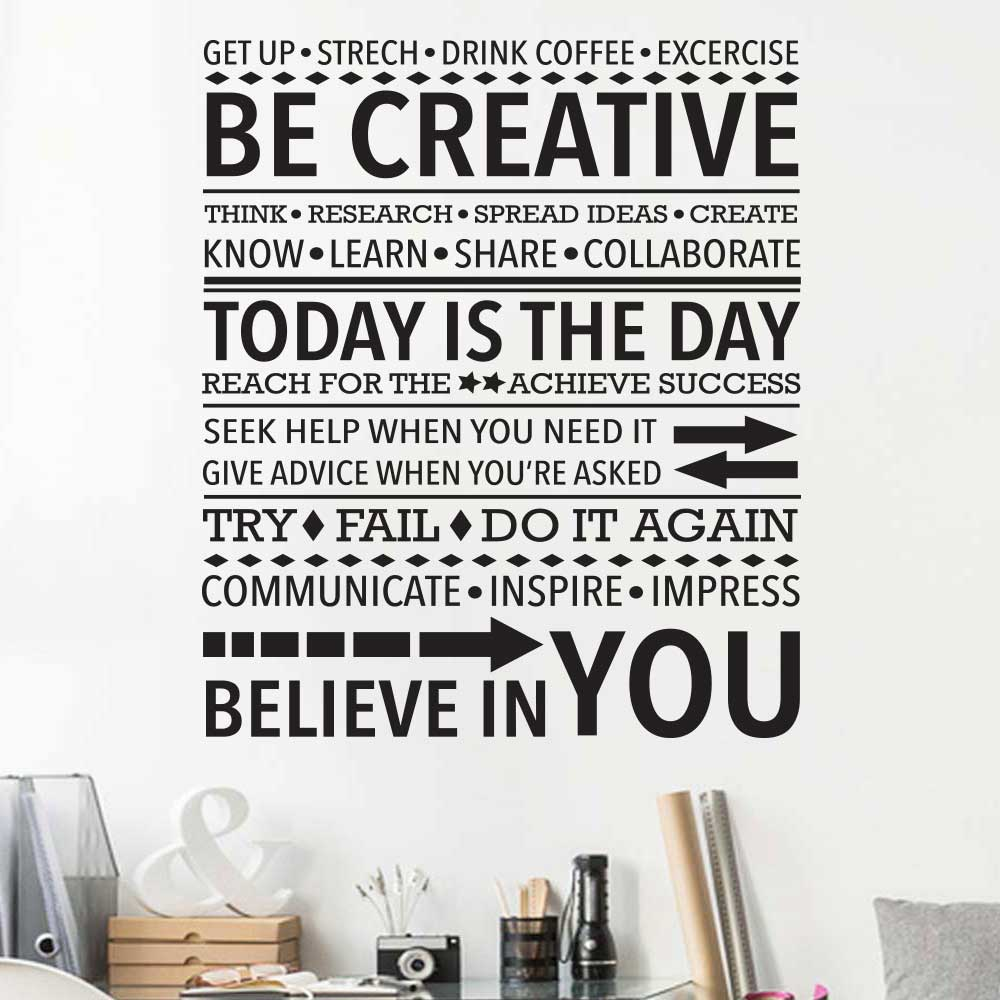 Image of   Be Creative