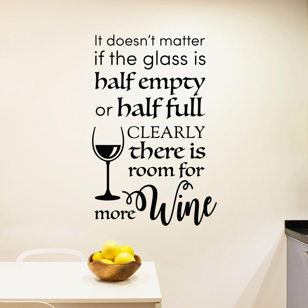 Room for more wine