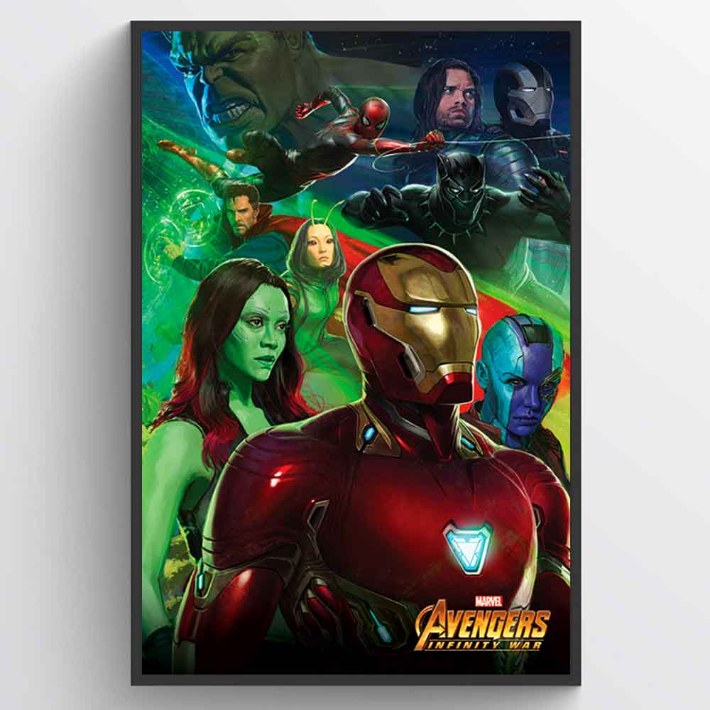 Image of   Avengers - Iron Man Plakat