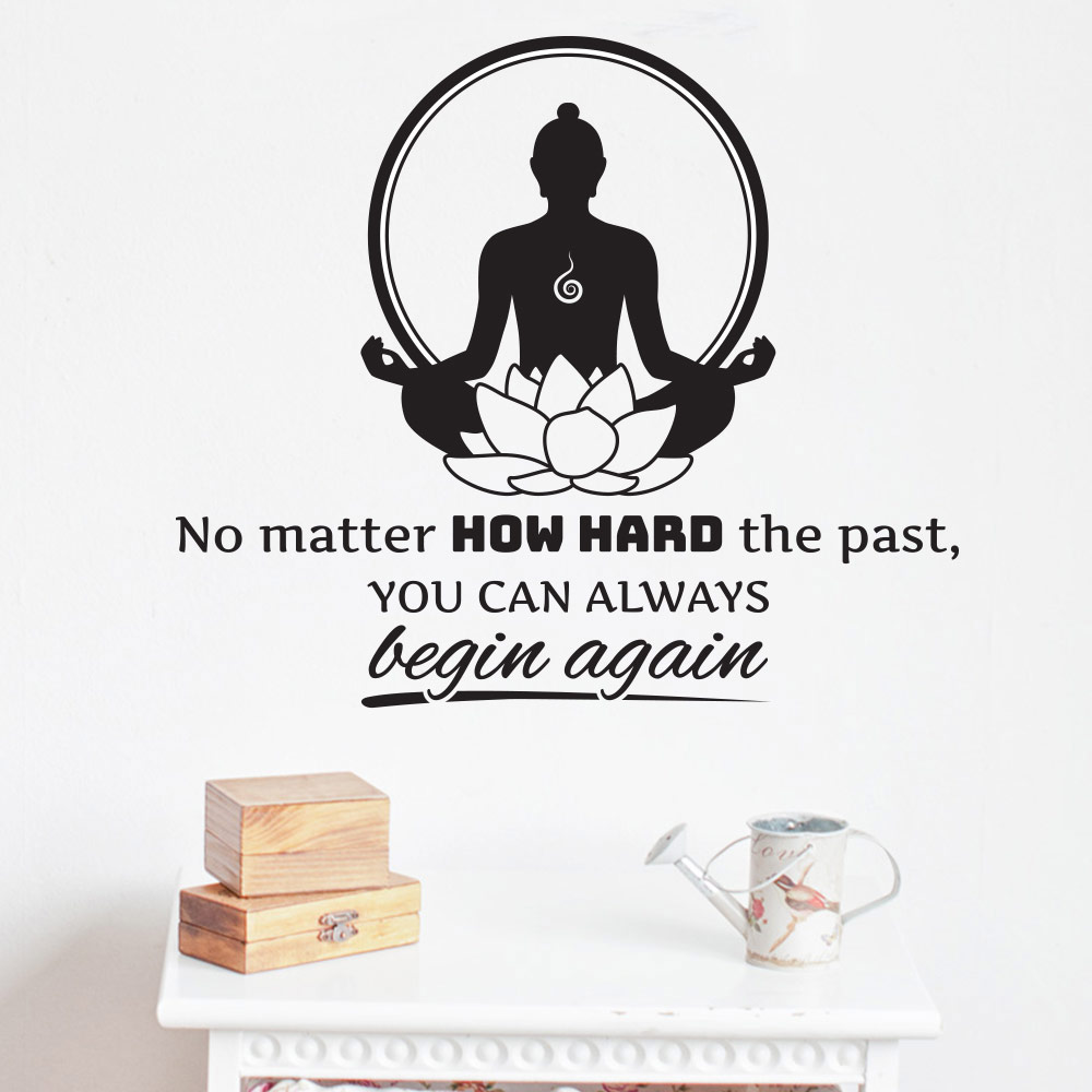 No matter how hard the past