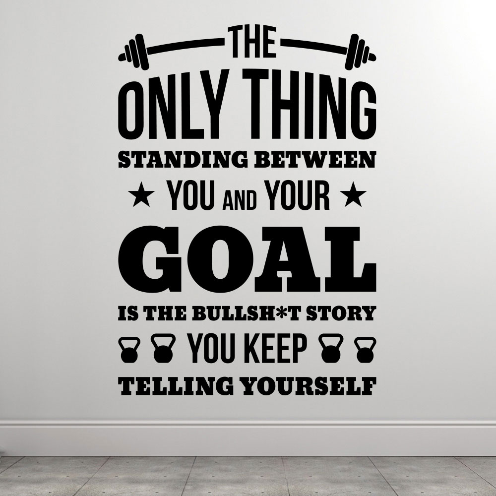 You And Your Goal