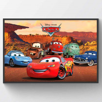 Cars Best Friends Plakat