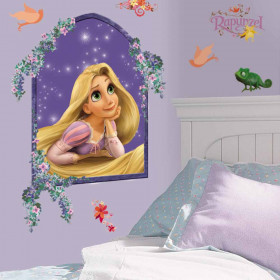 Disney Princess - Rapunzel #2 wallsticker