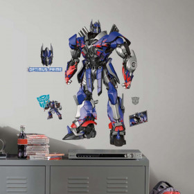 Transformers - Optimus Prime wallsticker