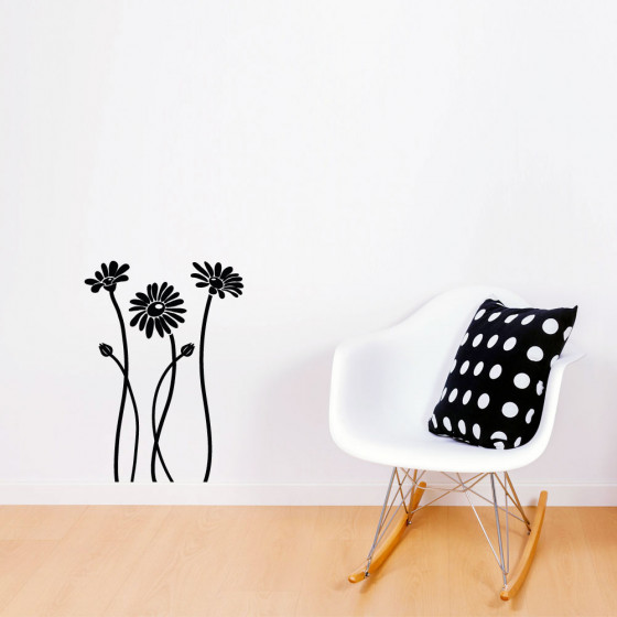 Margueritter wallsticker