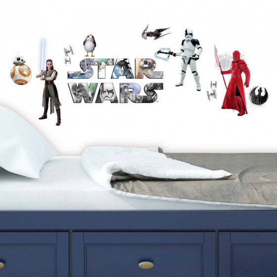 Star Wars -  pakke #2 wallsticker