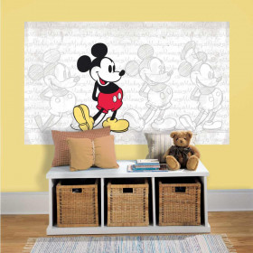 Mickey Mouse - XL wallsticker