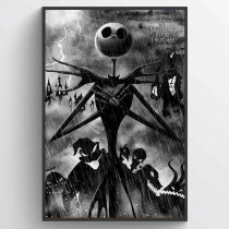 Nightmare Before Christmas (Storm) Plakat