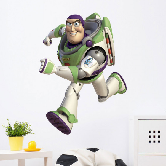 Toy Story - Buzz Lightyear wallsticker