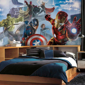 Avengers - XL wallsticker