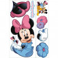 Minnie Mouse wallsticker
