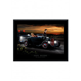 Joy Ride (Helen Flint) Plakat wallsticker