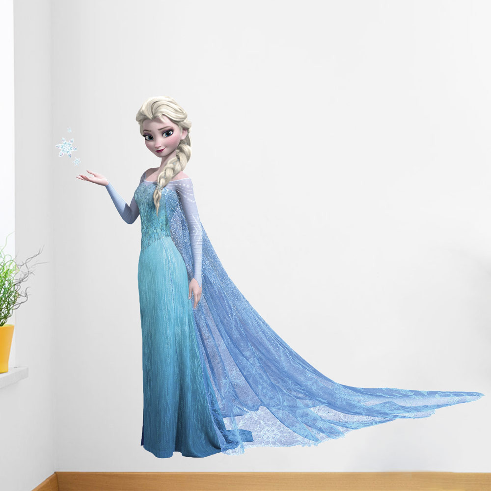 Frost - Elsa wallsticker