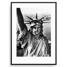 Time Life (Statue of Liberty) Plakat wallsticker