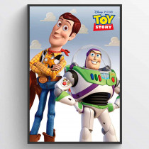 Toy Story Woody & Buzz Plakat