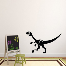 #4 Dinosaur wallsticker