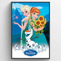 Frozen Fever Plakat