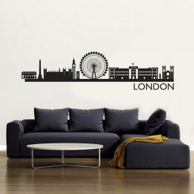 London Skyline Wallsticker wallsticker