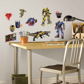 Transformers - pakke #2 wallsticker