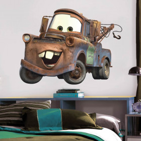 Cars - Bumle wallsticker