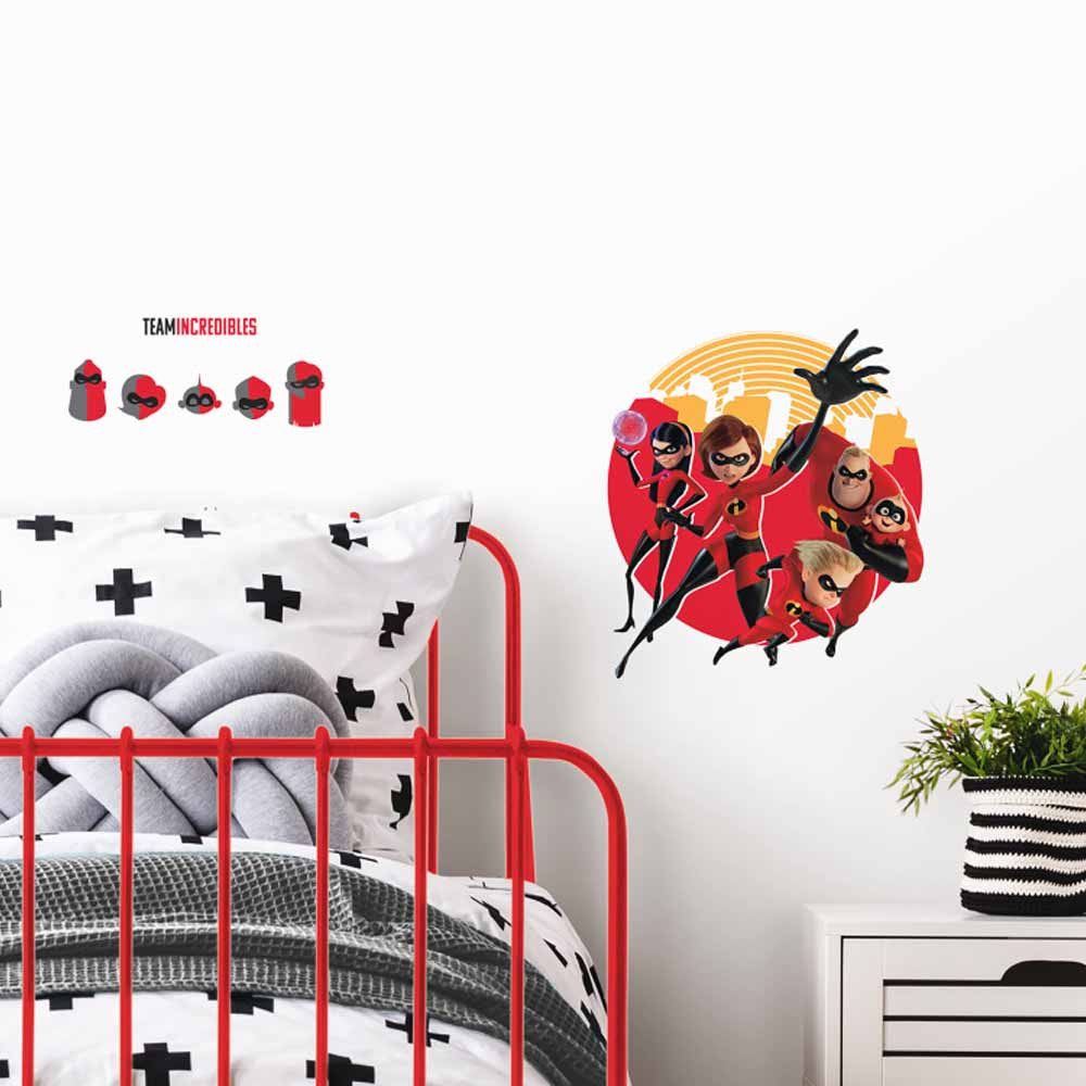 Incredibles wallsticker