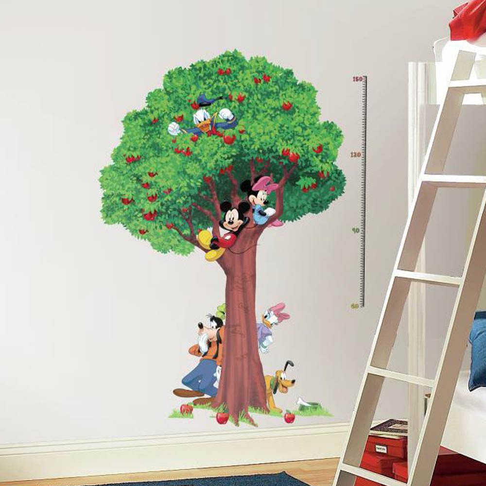 Disney - højdemåler wallsticker
