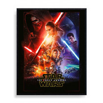 Star Wars Episode VII Plakat