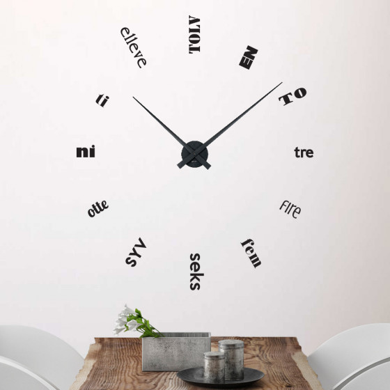 Ur 1 wallsticker