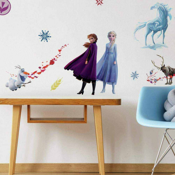 Frozen - pakke #3 wallsticker