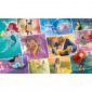 Disney Princess collage - XL wallsticker