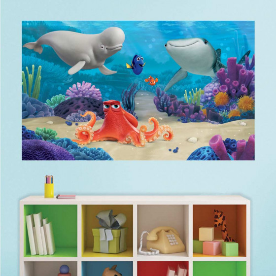 Find Dory & Nemo - XL wallsticker