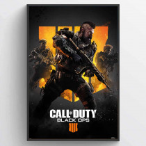 Call of Duty: Black Ops 4 (Trio) Plakat