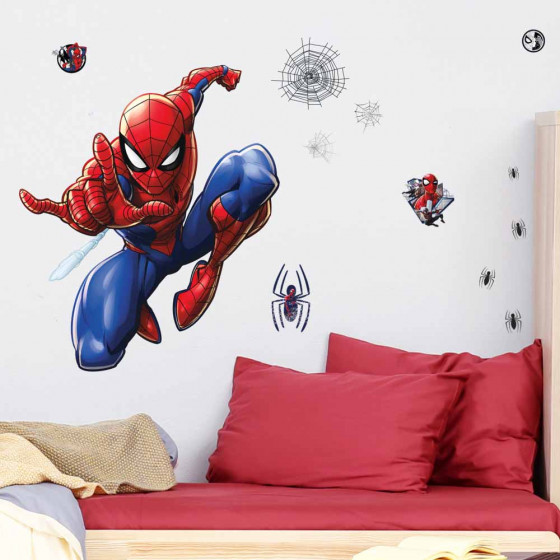 Spiderman #2 wallsticker