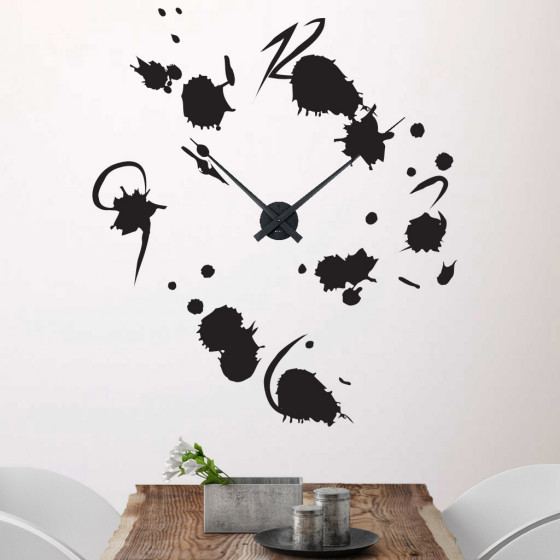 Splatter ur wallsticker