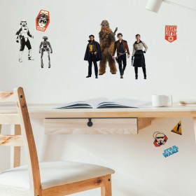 Star Wars - pakke #3 wallsticker