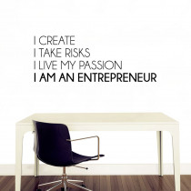 I am an entrepreneur!