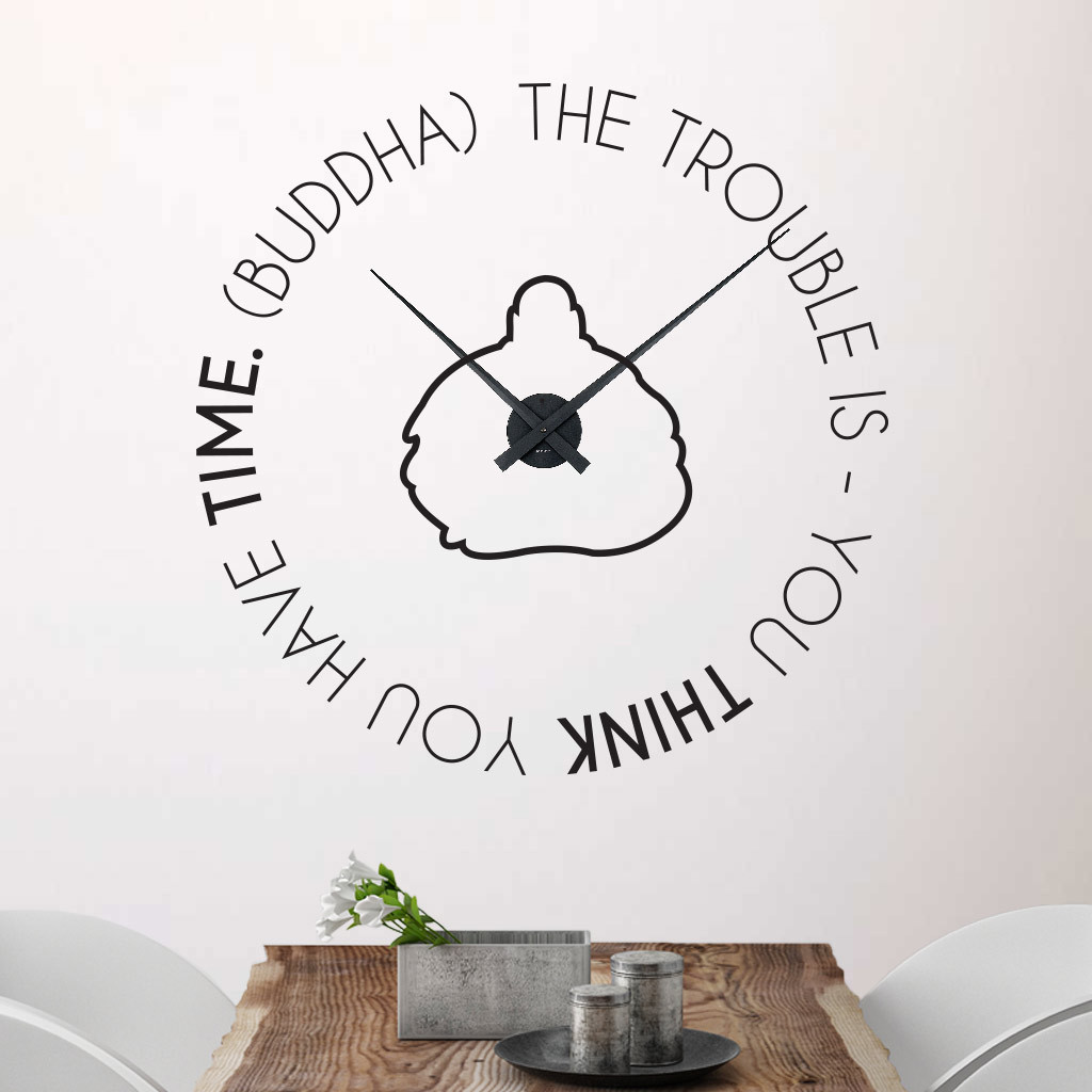 buddha ur wallsticker fra kun 399 kr buddha wall decal b wall decal