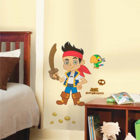 Jake & piraterne #2 wallsticker