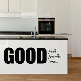 Good times wallsticker