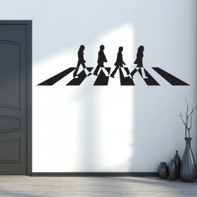 Abbey Road wallsticker