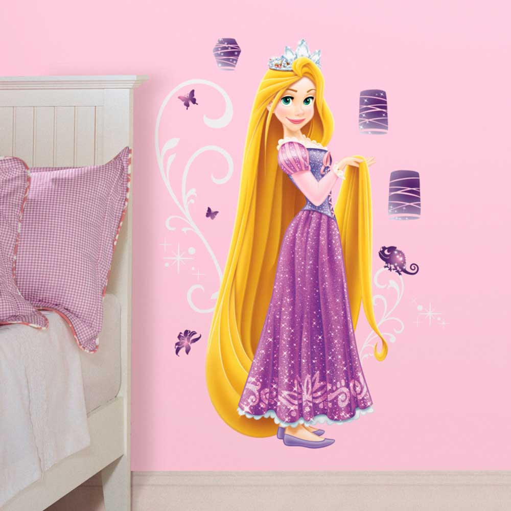 Disney Princess - Rapunzel wallsticker