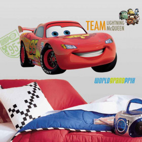 Cars - Lightning McQueen #2 wallsticker
