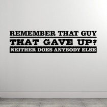 Remember That Guy