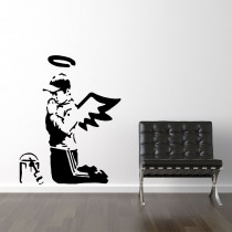 Graffitimaler - Banksy