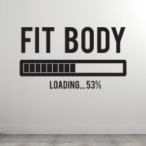 Fit body loading