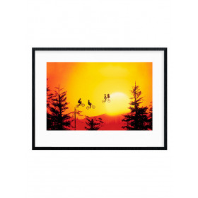 ET (Sunset) Plakat wallsticker