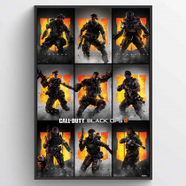 Call of Duty: Black Ops 4 (Characters) Plakat