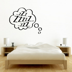 zZzZz wallsticker