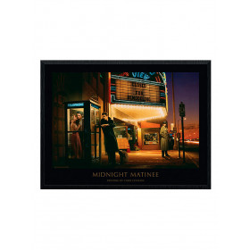 Midnight Matinee (Chris Consani) Plakat wallsticker