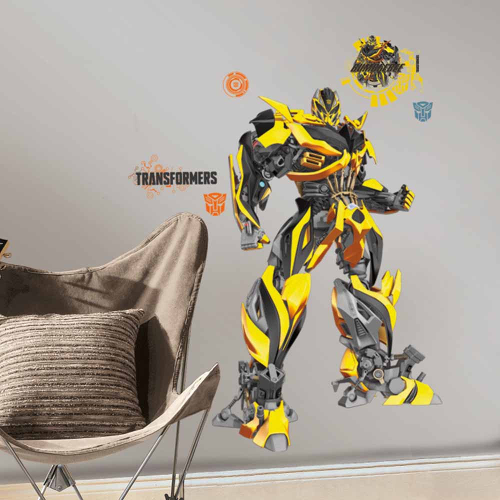 Transformers - Bumblebee wallsticker